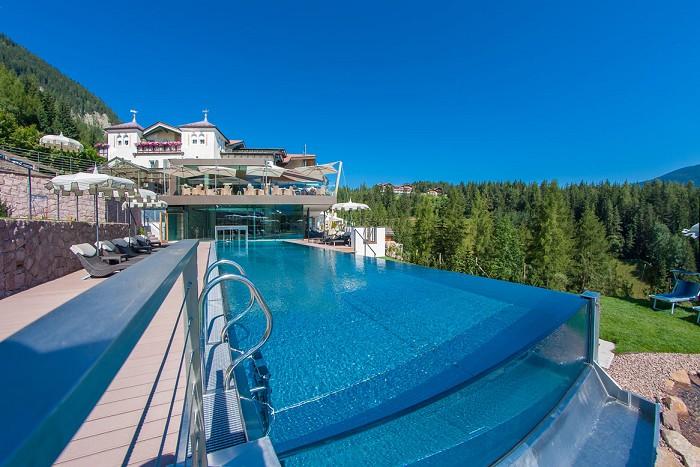 Hotel albion mountain spa resort dolomites a castelrotto oltretorrente - Hotel castelrotto con piscina ...